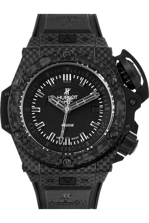 Hublot Men Watches - Carbon Fiber Titanium Big Bang King Power Oceanographic 731.QX Men's Wristwatch 48 MM