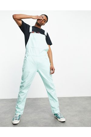 ASOS Denim overalls in washed