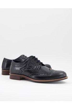 Silver Street Smart Brogue shoe In