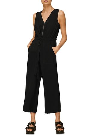 Whistles Corey Zip Jumpsuit