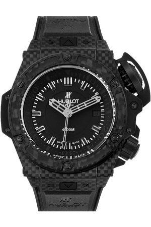 HUBLOT Carbon Fibre Titanium Big Bang King Power Oceanographic 731.QX Men's Wristwatch 48MM