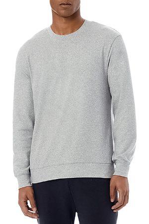 Alternative Men Sweatshirts - Interlock Crewneck Sweatshirt