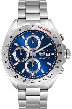 Tag Heuer Stainless Steel Formula 1 Chronograph CAZ2015 Men's Wristwatch 44 MM