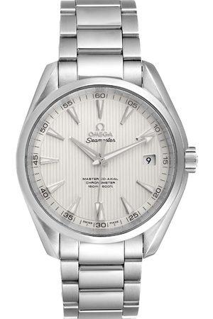 Omega Stainless Steel Seamaster Aqua Terra Co-Axial 231.10.42.21.02.003 Men's Wristwatch 41.5 MM