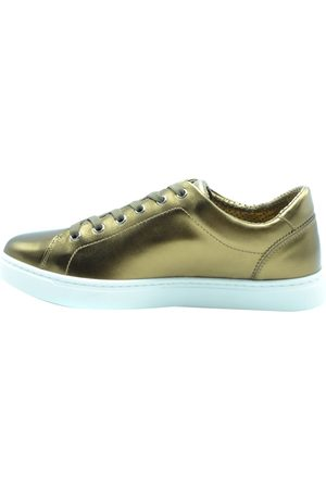 Dolce & Gabbana Leather Sneakers Size EU 40