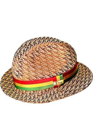 Dior VINTAGE \N Cotton Hat & pull on Hat for Men