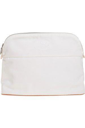 Hermès Women Purses - Canvas Bolide Cosmetic Pouch 25
