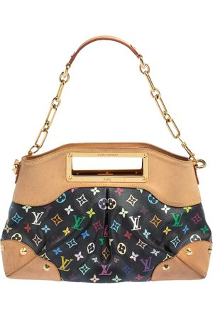 Louis Vuitton Monogram Multicolore Canvas Judy MM Bag