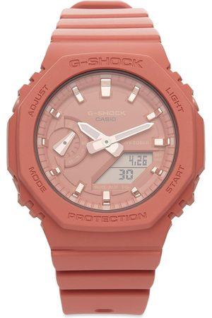 G-Shock Men Watches - Casio GMA-S2100 36mm New Carbon Watch