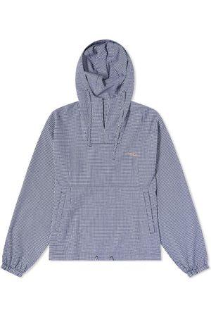 Acne Studios Men Anoraks - Opello Check Popover Relax Fit Jacket