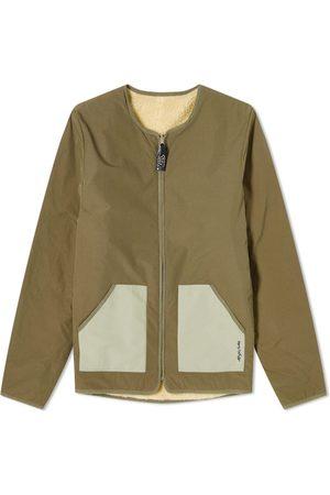 Magic Castles Reversible Fleece Nylon Liner Jacket