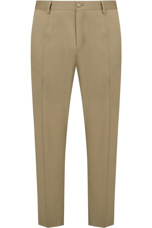 Dolce & Gabbana Men Formal Pants - Tapered tailored trousers - Neutrals