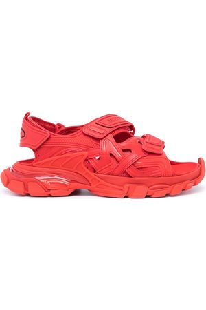 Balenciaga Men Sandals - Track touch-strap sandals