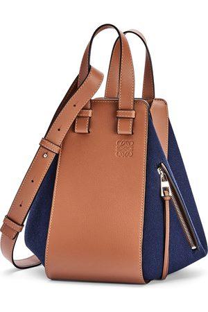 Loewe Women Purses - X Paula's Ibiza Hammock small panelled shoulder bag