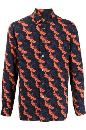 Ports V Long sleeves - Floral-print long-sleeved shirt
