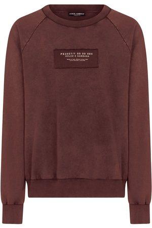 Dolce & Gabbana Box logo sweatshirt
