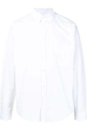 Balenciaga Long-sleeve button-fastening shirt