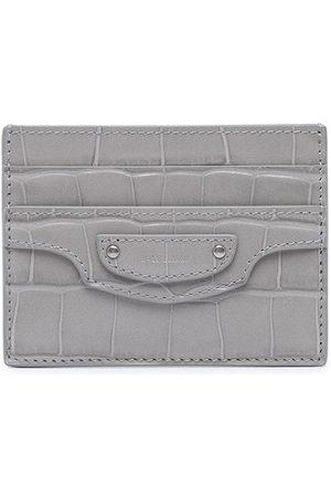 Balenciaga Women Purses - Neo Classic cardholder - Grey