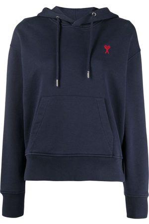 AMI Paris Women Hoodies - Ami de Coeur hoodie