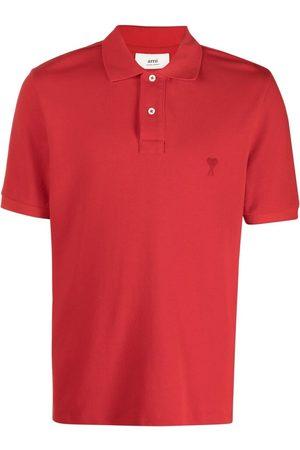 Ami Men Polo Shirts - Ami de Coeur polo shirt