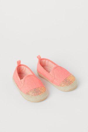 H&M Espadrilles - Glittery Espadrilles