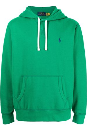 Polo Ralph Lauren Embroidered-logo hoodie