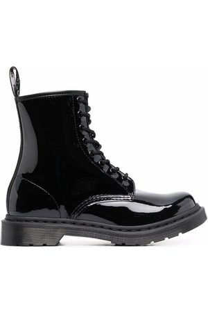 Dr. Martens Women Ankle Boots - High-shine ankle boots