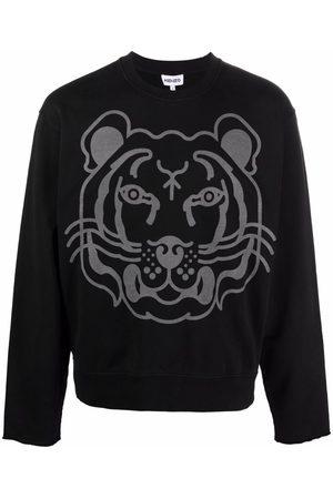 Kenzo Tiger-print sweatshirt