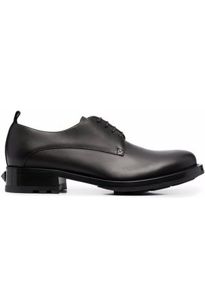 VALENTINO GARAVANI Stacked-sole Derby shoes