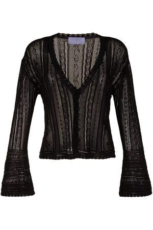 MAME KUROGOUCHI Lightweight knit cardigan
