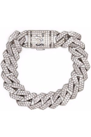 DARKAI Prong Pavé bracelet