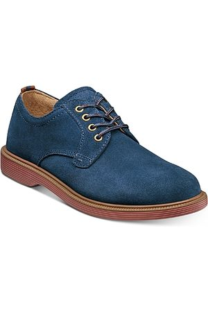 Florsheim Kids Boys Formal Shoes - Boys' Supacush Plain Leather Lace-Up Oxfords - Toddler, Little Kid, Big Kid