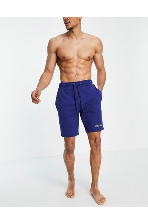 Calvin Klein Men Sweats - Loungewear short in navy