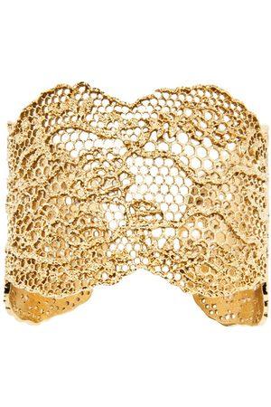 Aurélie Bidermann Women Bracelets - Vintage lace cuff
