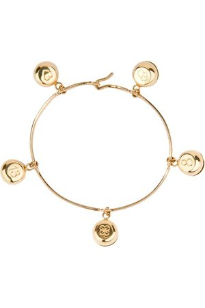 Aurélie Bidermann Women Bracelets - 5 rings blangle