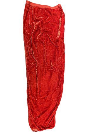 Rick Owens \N Velvet Dress for Women