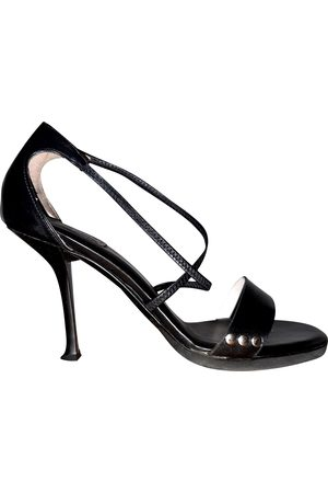 Jil Sander VINTAGE \N Leather Heels for Women
