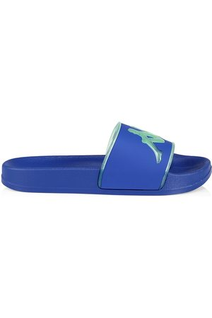 Kappa Men's Authentic Aqua Slides - - Size 13 Sandals