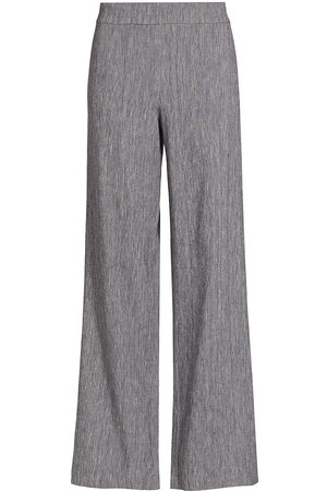 NIC+ZOE Women's Here or There Wide-Leg Pants - Mix - Size 12