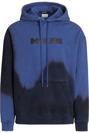 KSUBI Men Denim - Men's Eterno Dye Biggie Hoodie - Assorted - Size XL