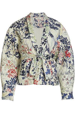 CHUFY Women Sports Jackets - Women's Dorin Jacket - Emil - Size Medium