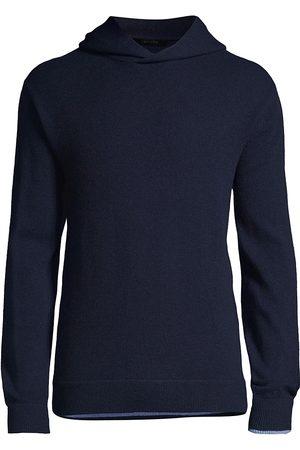 GREYSON Men's Koko Wool & Cashmere Hoodie - Maltese - Size Large