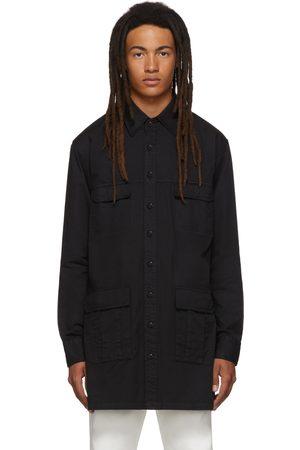 Random Identities Saharienne Shirt Jacket