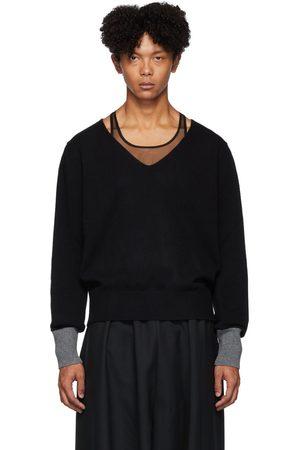 Random Identities Morse Code Sweater