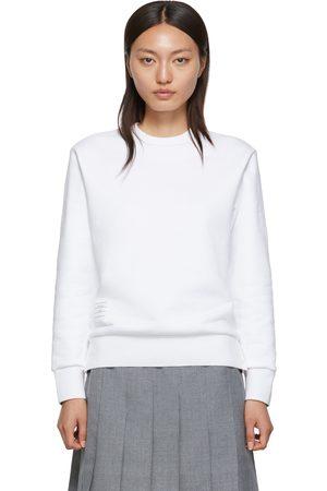 Thom Browne Classic Loopback Crewneck Sweatshirt