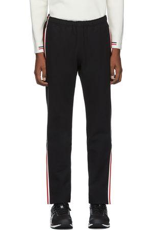 Moncler Side Stripe Performance Ski Lounge Pants
