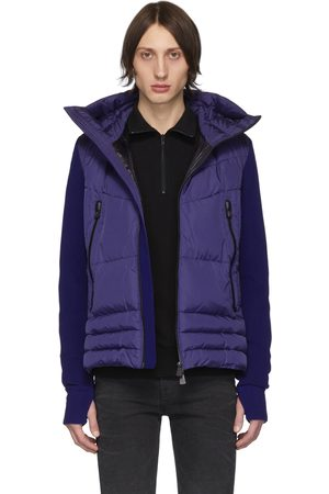 Moncler Men Fleece Jackets - Down Maglia Cardigan Jacket