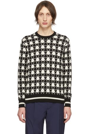 Moncler And Jacquard Bell Sweater