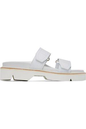DRIES VAN NOTEN Velcro Strap Sandals