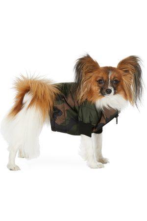 VIP SSENSE Exclusive Camo Puffer Jacket
